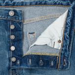 Levi's 501 CT Men's Jeans Dillinger photo- 1