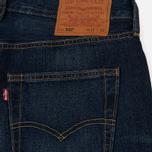 Мужские джинсы Levi's 501 Deep Deep Warp фото- 4