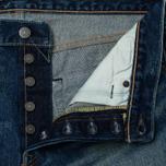 Мужские джинсы Levi's 501 Heavy Muzuka фото- 2