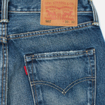 Levi's 501 Men's Jeans Heavy Muzuka photo- 3