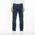 Мужские джинсы Levi's 501 Luther Blue Warp фото- 5