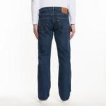 Мужские джинсы Levi's 501 Luther Blue Warp фото- 6