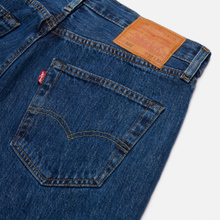 Мужские джинсы Levi's 501 Original Fit Stone Wash фото- 2