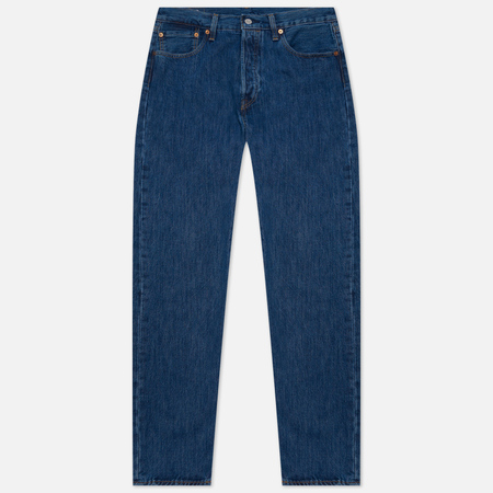 Мужские джинсы Levi's 501 Original Fit Stone Wash