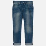 Мужские джинсы Levi's 501 Original Fit Tedesco фото- 0