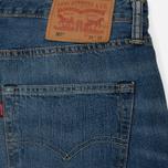 Мужские джинсы Levi's 501 Original Fit The Aubrey фото- 4