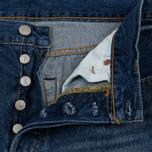 Мужские джинсы Levi's 501 Skinny Bubbles фото- 2