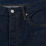 Мужские джинсы Levi's 501 Skinny Clint Warp фото- 1