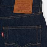 Мужские джинсы Levi's 501 Skinny Clint Warp фото- 4