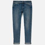 Мужские джинсы Levi's 501 Skinny Dillinger фото- 0