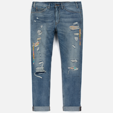 Мужские джинсы Levi's 505 C Orange Tab Slim Fit Harry