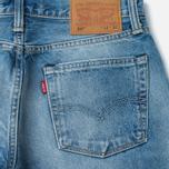 Мужские джинсы Levi's 511 Slim Fit Quicksand фото- 1