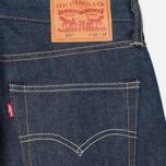 Мужские джинсы Levi's 511 Slim Fit Rigid Urn фото- 3