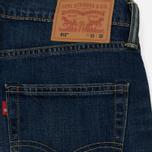 Мужские джинсы Levi's 512 Slim Taper Fit Madison Square фото- 4