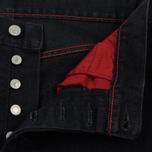 Мужские джинсы Levi's Skateboarding 501 Original 5 Pocket Dark Rin фото- 2