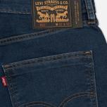 Мужские джинсы Levi's Skateboarding 501 Original 5 Pocket Indigo Rinse фото- 4
