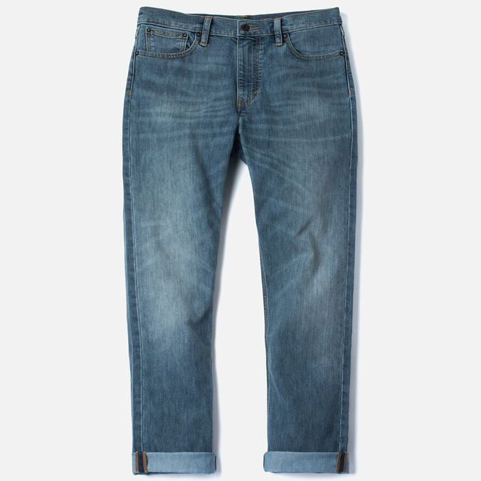 Мужские джинсы Levi's Skateboarding 504 Straight Avenue Wash