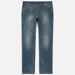 Мужские джинсы Levi's Skateboarding 504 Straight Fit 5 Pocket Del Sol фото- 0