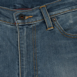 Мужские джинсы Levi's Skateboarding 504 Straight Fit 5 Pocket Del Sol фото- 2
