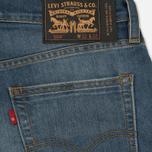 Мужские джинсы Levi's Skateboarding 504 Straight Fit 5 Pocket Del Sol фото- 4