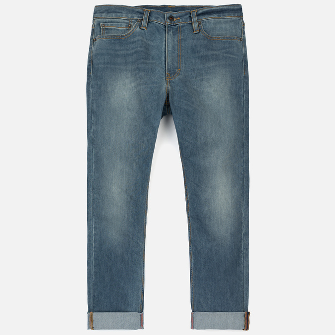 Мужские джинсы Levi's Skateboarding 504 Straight Fit 5 Pocket Del Sol