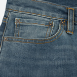 Мужские джинсы Levi's Skateboarding 504 Straight Fit 5 Pocket Del Sol фото- 3