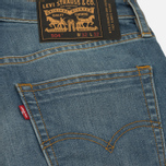 Мужские джинсы Levi's Skateboarding 504 Straight Fit 5 Pocket Del Sol фото- 4