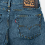Мужские джинсы Levi's Skateboarding 511 Slim Avenue Wash фото- 1