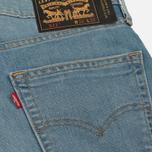 Мужские джинсы Levi's Skateboarding 511 Slim Fit 5 Pocket Channel фото- 4