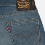 Мужские джинсы Levi's Skateboarding 511 Slim Fit 5 Pocket Del Sol фото- 4