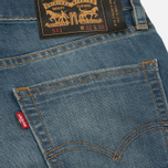Мужские джинсы Levi's Skateboarding 511 Slim Fit 5 Pocket Del Sol фото- 4