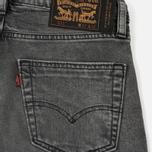 Мужские джинсы Levi's Skateboarding 511 Slim Fit 5 Pocket Lomita фото- 4