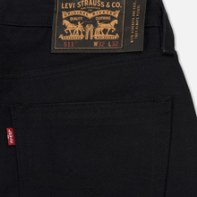 Мужские джинсы Levi's Skateboarding 511 Slim Fit Caviar Bull Denim фото- 4