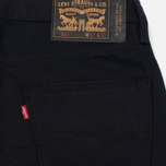 Мужские джинсы Levi's Skateboarding 511 Slim Fit Caviar Bull Denim фото- 3