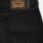Мужские джинсы Levi's Skateboarding 511 Slim Fit Judah фото- 3