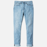 Мужские джинсы Levi's Skateboarding 511 Slim Fit Waller Blue фото- 0