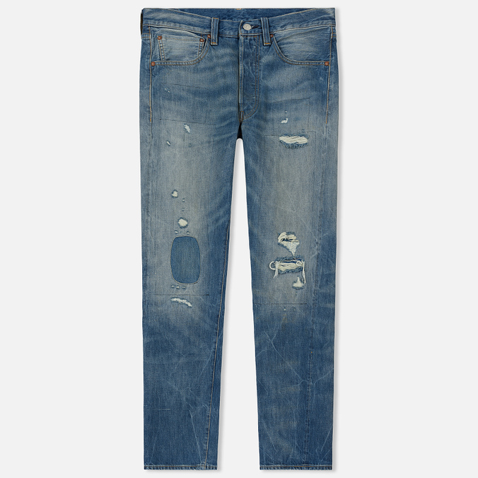 Мужские джинсы Levi's Vintage Clothing 1947 501 Tear Up
