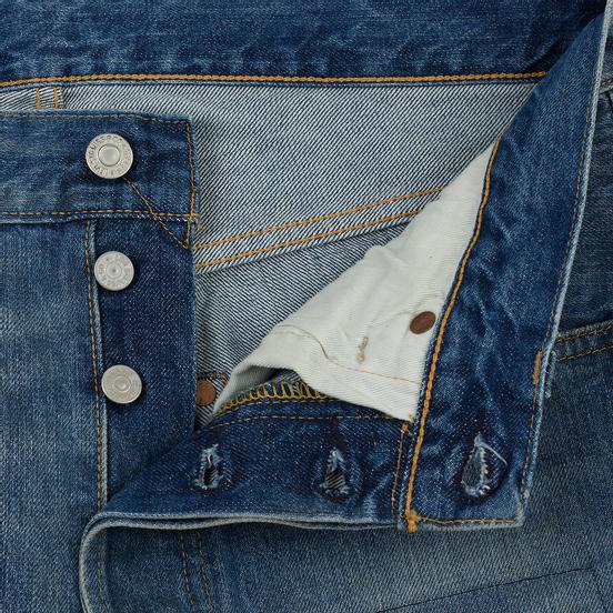 Мужские джинсы Levi's Vintage Clothing 1 947 501 Tear Up
