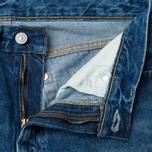 Мужские джинсы Levi's Vintage Clothing 1954 501 13.75 Oz Slugger фото- 2