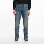 Мужские джинсы Levi's Vintage Clothing 1954 501 Coxsone фото- 7