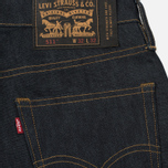 Мужские джинсы Levi's Skateboarding 511 Slim Fit Rigid Indigo фото- 4