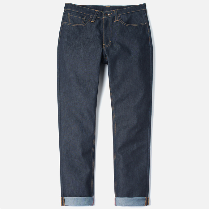 Мужские джинсы Levi's Skateboarding 511 Slim Fit Rigid Indigo