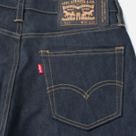 Мужские джинсы Levi's Skateboarding 511 Slim Fit Rigid Indigo фото- 1
