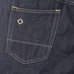 Мужские джинсы MA.Strum 2200 Slim Raw Selvage Indigo фото- 4