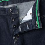 Мужские джинсы MA.Strum 2200 Slim Rinse Wash Selvage Indigo фото- 2