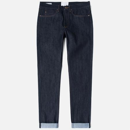 Nanamica 5 Pockets Slim Straight Men's Jeans Indigo