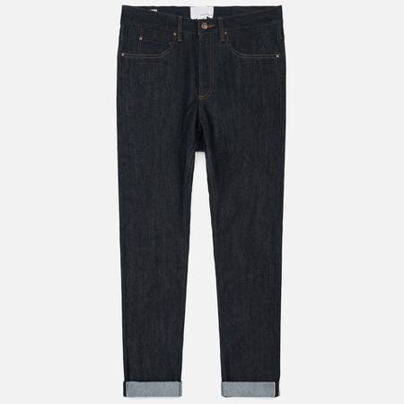 Мужские джинсы Nanamica 5 Pockets Straight Indigo