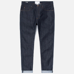 Мужские джинсы Nanamica 5 Pockets Tapered Indigo фото- 0