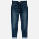 Мужские джинсы Nanamica 5 Pockets Tapered Vintage Wash фото- 0