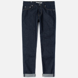 Мужские джинсы Norse Projects Regular Denim 13.5 Oz Raw Indigo фото- 0